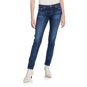 AG THE STILT Cigarette Jean Dark Wash Jeans 27